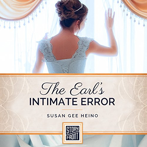 The Earl's Intimate Error audiobook cover art