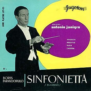 Papandopulo Boris: Sinfonietta Za Gudače