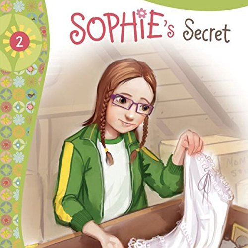 Sophie's Secret audiobook cover art