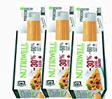 Spaghetti - Pasta proteica 3 paquetes (3 x 500 g) Maccarozone Nutriwell Ciao Carb Zona