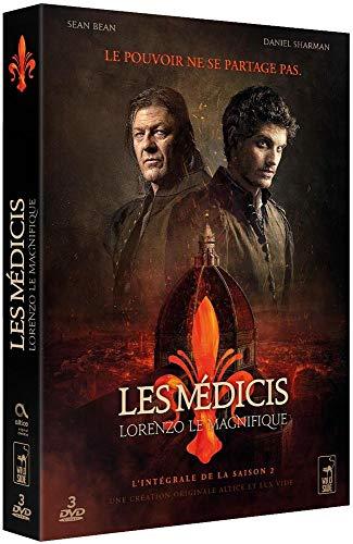 Les Médicis, Maîtres de Florence - L'intégrale de la saison 2 [Francia] [DVD]