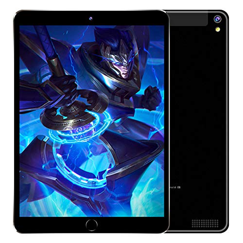 Tablets 10,1 Zoll, Android Tablette mit 8 + 512 GB Groß Erinnerung Tablette MTK6592...