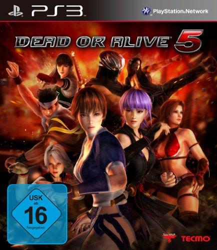 Dead or Alive 5 (PS3) [Importación alemana]