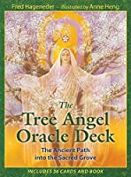 The Tree Angel Oracle Deck: The Ancient Path into the Sacred Grove (Card Box Set)