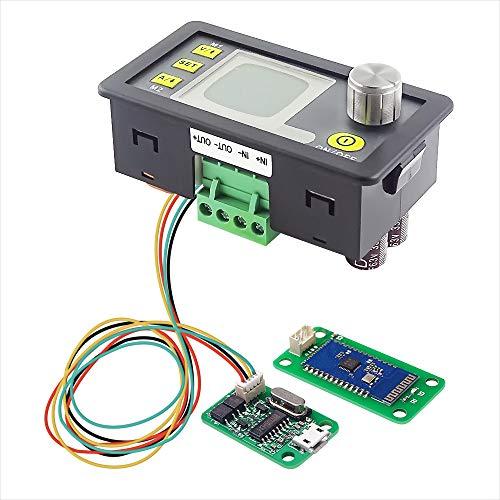 ARCELI Boost Buck Converter,Communication Constant DC - DC Voltage Current Step-Down Power Supply Module Buck Voltage Converter Voltmeter 50V 5A(DPS5005+USB+BT)