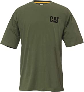 Men's Cat Trademark Premium Cotton T-Shirt