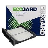 ECOGARD XC36115 Premium Cabin Air Filter Fits Subaru Forester 2009-2018, Impreza 2008-2016, XV Crosstrek 2013-2015, Crosstrek 2016-2017, WRX 2012-2019, WRX STI 2014-2019