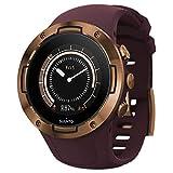 Suunto 5 Reloj deportivo GPS ligero y compacto, Seguimiento 24/7 de actividad física, Medición del ritmo cardiaco en...