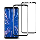 [2 Pack] MSLAN Galaxy Note 9 Screen Protector,3D Curved Tempered...