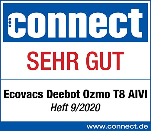 ECOVACS DEEBOT OZMO T8 AIVI Saugroboter mit Aktivwischfunktion - 9