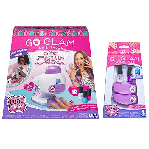 Cool Maker - GO GLAM Nagel Salon + Nachfüllset Day Dream