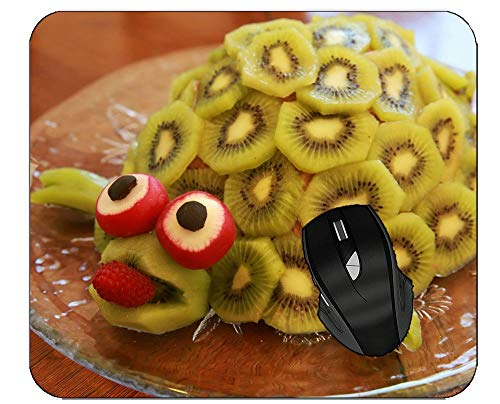 Mouse Mat Fruit Art Food Set Dish Turtle Creative Office Mouse Pad