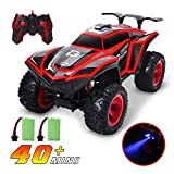 DEERC RC Cars 1/12 Scales Remote Control Car 4WD Off Road Rock Crawler,2.4GHz All Terrain Monster...