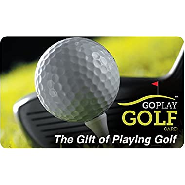 Go Play Golf Gift Card - $100