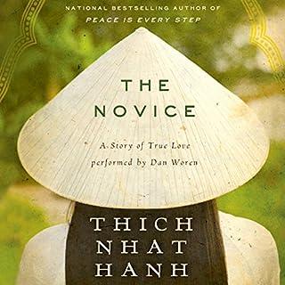 The Novice Unabridged audiobook cover art