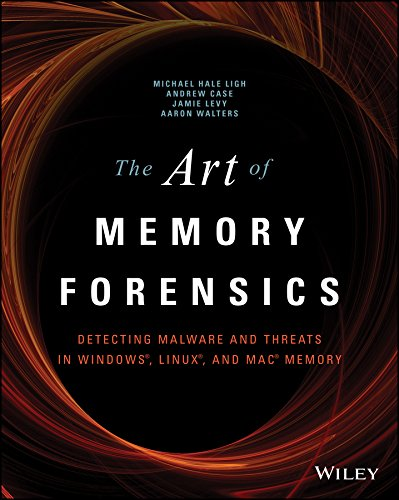 Download The Art Of Memory Forensics: Detecting Malware And Threats In Windows, Linux, And Mac Memory. 
