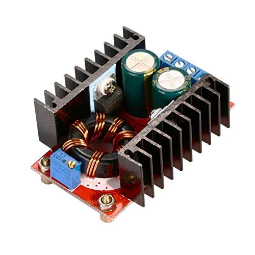 Preisvergleich Produktbild Einstellbarer Boost-Wandler 150W 10A Spannungsregler Step-Up Power Module 10-32V bis 12-35V