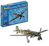 FOCKE WULF FW 190 A maqueta avion segunda guerra mundial Revell