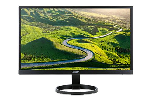 Acer R221Q bid 21.5-Inch IPS Full HD (1920 x 1080) Display (VGA, DVI & HDMI Ports),Black