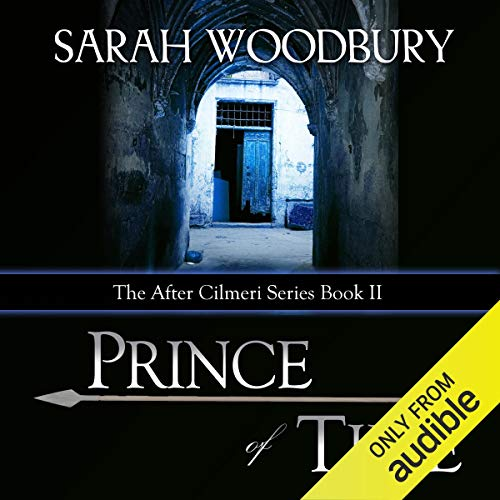 Prince of Time audiobook cover art
