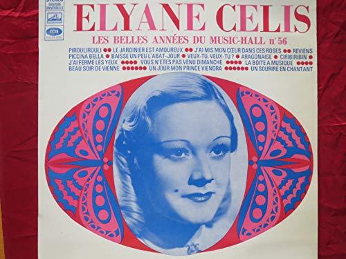 du caf\'conc\' au music-hall n° 6 - elyane celis - emi-pathé C 054-15280