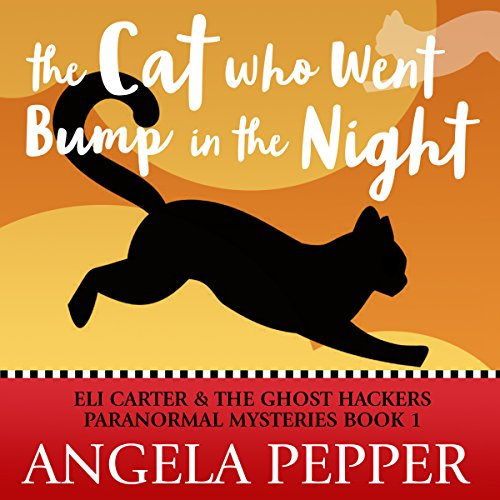 The Cat Who Went Bump in the Night audiobook cover art