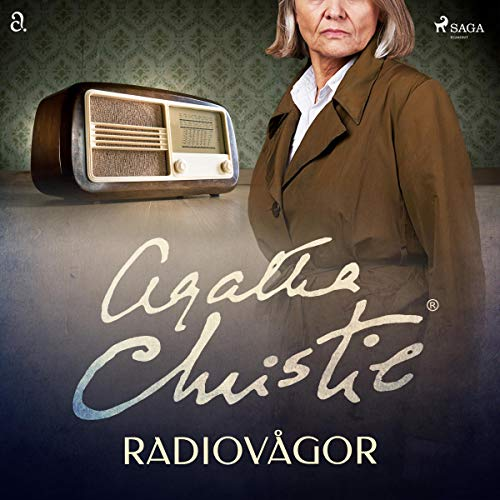 Radiovågor audiobook cover art