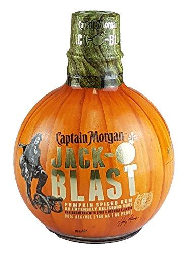 Captain Morgan Jack-O-Blast Rum (1 x 0.75 l)