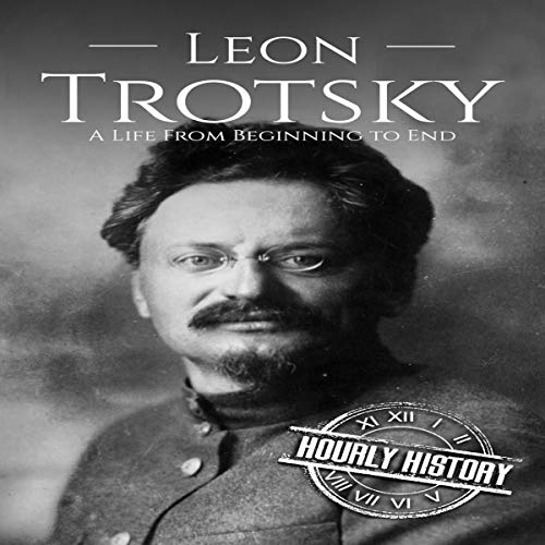 Leon Trotsky cover art