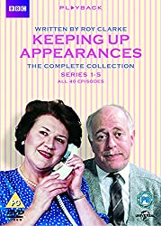 Keeping Up Appearances on DVD