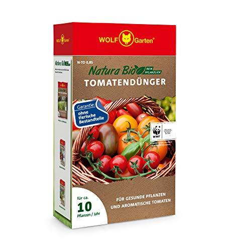 """WOLF-Garten - """"Natura Bio"""" Tomatendünger N-TO 0,85 für ca. 10 Pflanzen/Jahr; 3853005"""
