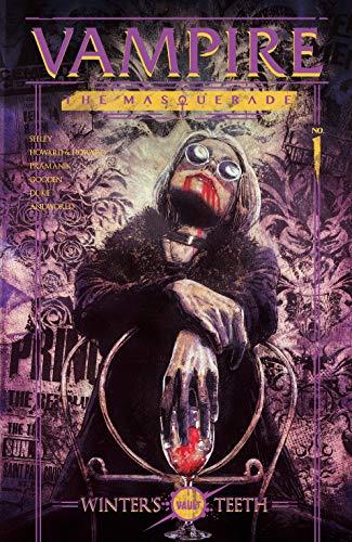 Vampire The Masquerade: Winter's Teeth #1 (English Edition)