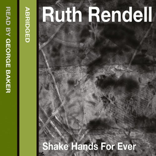 Shake Hands for Ever audiobook cover art
