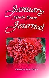 January Birth Flower Journal