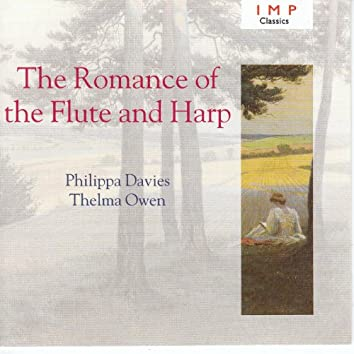 The Romance Of The Flute & Harp