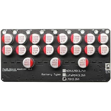 Vaorwne 5a Balancer 4s Lifepo4 Li Ion Batterie Aktiver Elektronik