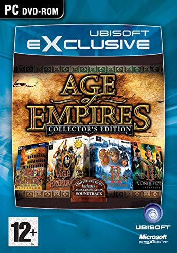 Age of Empires Collector's Edition