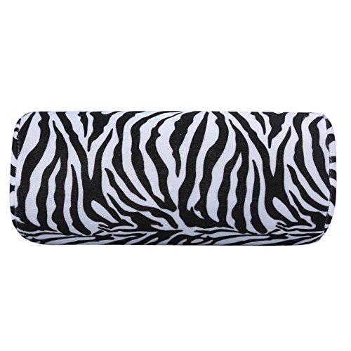 Hand Kussen - Hand Kussen Salon Hand Rest Kussen Afneembare Wasbare Nagel Art Zachte Spons Kussen 10 Kleuren Zebra patroon