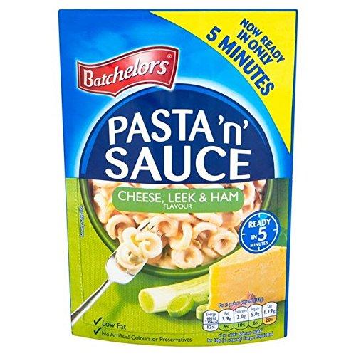 Batchelors Super Pasta 'N' Sauce Käse, Lauch & Schinkengeschmack 110G (Packung mit 6)