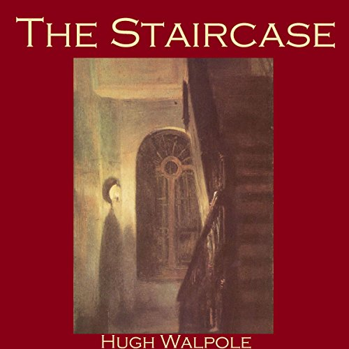 The Staircase audiobook cover art