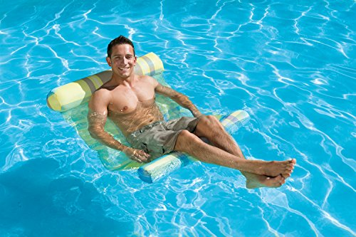 Poolmaster Water Hammock Swimming Pool Float Lounge, Extra Large