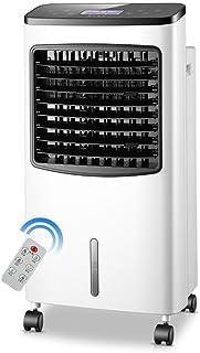NZ-fan Ventiladores Frío y Calor De Doble Uso Silencioso Ahorrador de energía Hogar Pequeño Refrigerador de Agua Aire Acondicionado Refrigerado por Agua