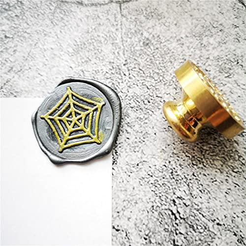 2020 nuevos regalos de Halloween festival del día de las reliquias festivo Hallowmas fantasmas y monstruos Pirate Alien visitantes Hag wax seal stamp-WSJ19