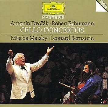 Dvorák / Schumann: Cello Concertos