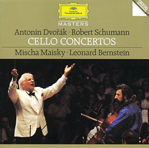 Mischa Maisky, Israel Philharmonic Orchestra, Wiener Philharmoniker & Leonard Bernstein