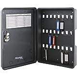 Masterlock 7103EURD - Caja Seguridad Para Llaves-24Llaves-Gris