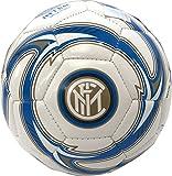 Mondo Sport -Pallone da Calcio Cucito F.C. Inter, Colore Nero Azzurro, Size 2, 120194...