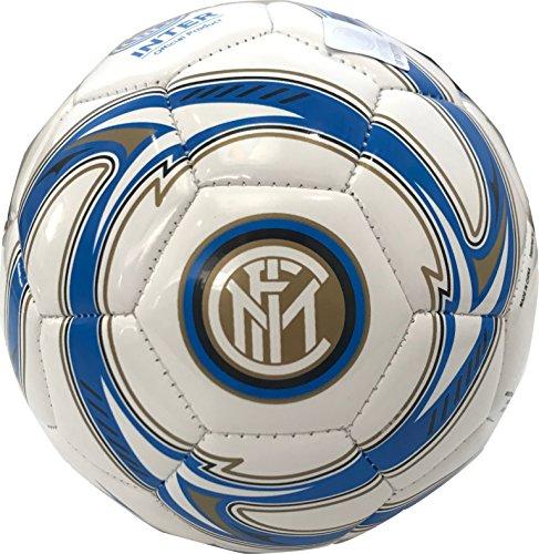 Mini Pallone Calcio Inter Di Cuoio Misura 2 Prodotto Ufficiale
