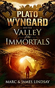 Plato Wyngard and the Valley of the Immortals by [MARC LINDSAY, JAMES LINDSAY]
