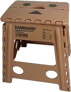 【Amazon.co.jp限定】WHATNOT(ワットノット) 折りたたみチェア ダンボー フォールディング ステップ スツール アウトドア 椅子 踏み台 脚立 洗車 釣り フィッシング 折り畳みチェア FSS-M-DB